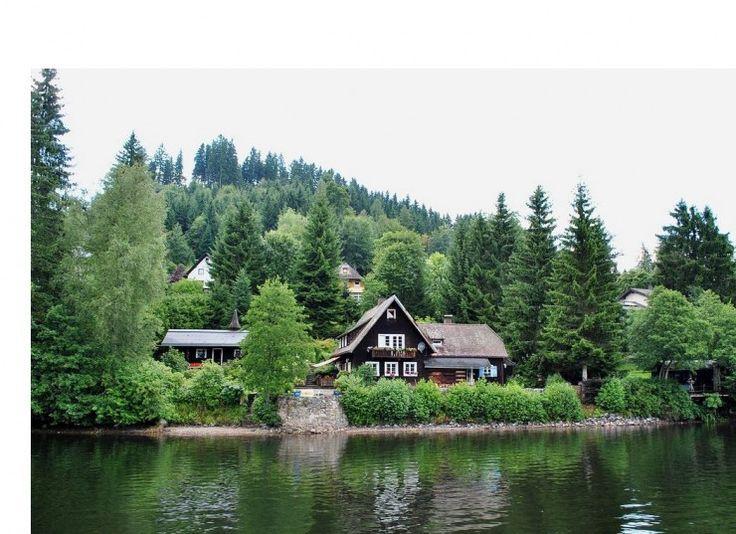 Selva Negra - Alemania Rutas, que ver y visitar, Guía viajes y turismo