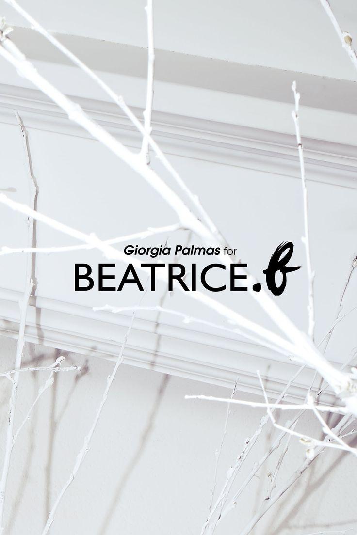 Giorgia Palmas for Beatrice b