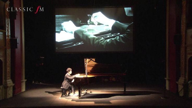"Ji Liu performs John Cage's 4'33"""