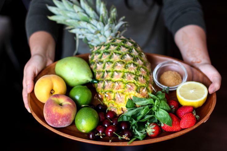 Comer Saludable  - Ebook 25 recetas de brunch saludables - www.chilemolepasta.com