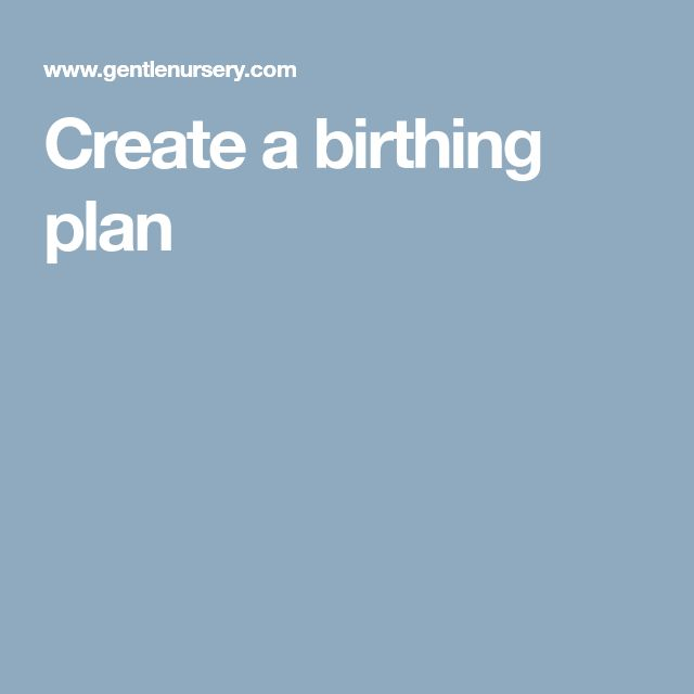 The 25+ best Birthing plan ideas on Pinterest Baby checklist - birth plans