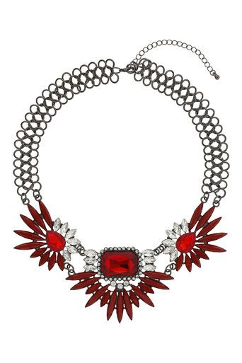 Statement Ruby Collar #MyChristmasStory