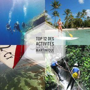 Nouvel Article => 12 idées d'activités natures en #Martinique ! A retrouver sur le #blog!