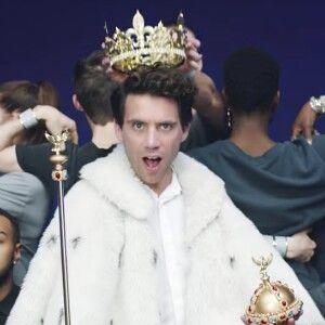 King MIKA during Good Guys