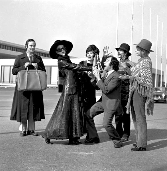 Finos Film - Photo Gallery Ταινίας: 'Μαριχουάνα Στοπ' (1971)