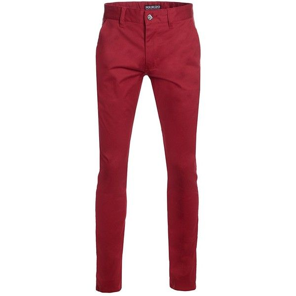Perruzo Men's Skinny Fit Stretch Casual Chino Pants ($20) ❤ liked on Polyvore featuring men's fashion, men's clothing, men's pants, men's casual pants, mens super skinny dress pants, mens skinny fit dress pants, mens skinny chino pants, mens skinny pants and mens chino pants