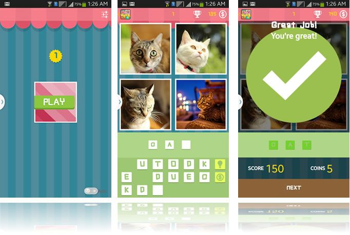 I will give you this Android game apk with the images for your choice for $5