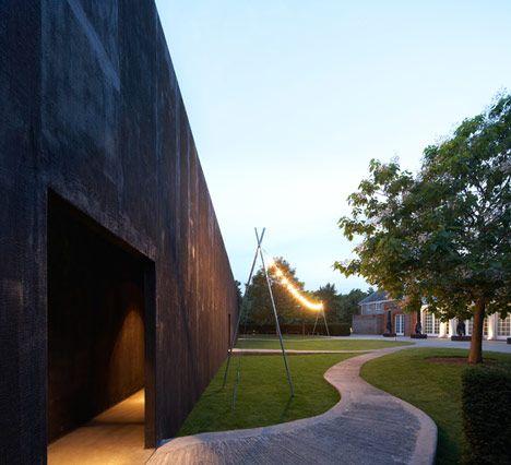 Serpentine Gallery Pavilion 2011 by Peter Zumthor