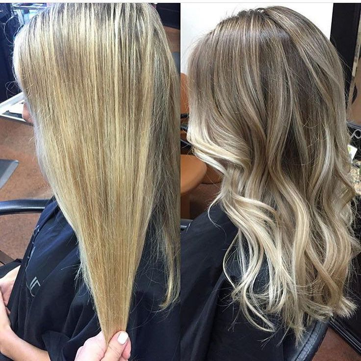 "2,035 Likes, 33 Comments - Mane Interest (@maneinterest) on Instagram: ""Before & After: Overhighlighted Blonde to New and Natural. Color by @_lovelovelife_  #hair…"""