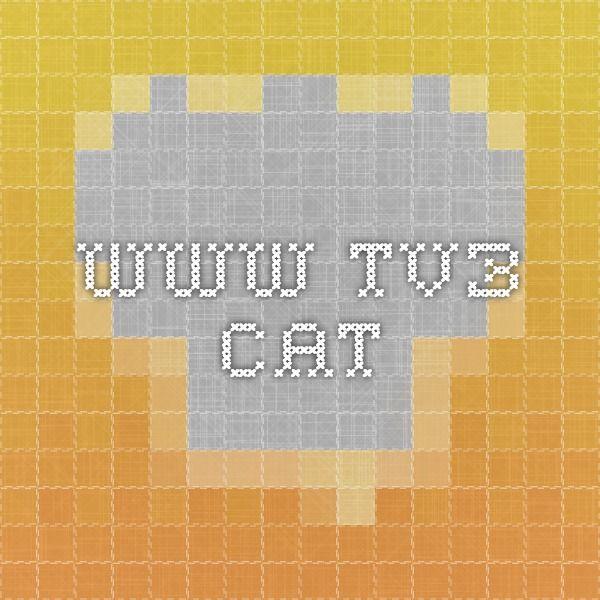 www.tv3.cat