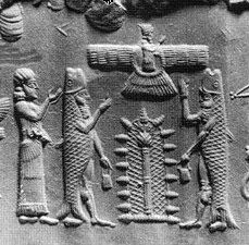 Sumerian God Enki | Everything You Wanted to Know About Dolphins | in5d.com | Esoteric ...