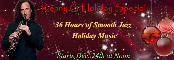Kenny G Holiday Special
