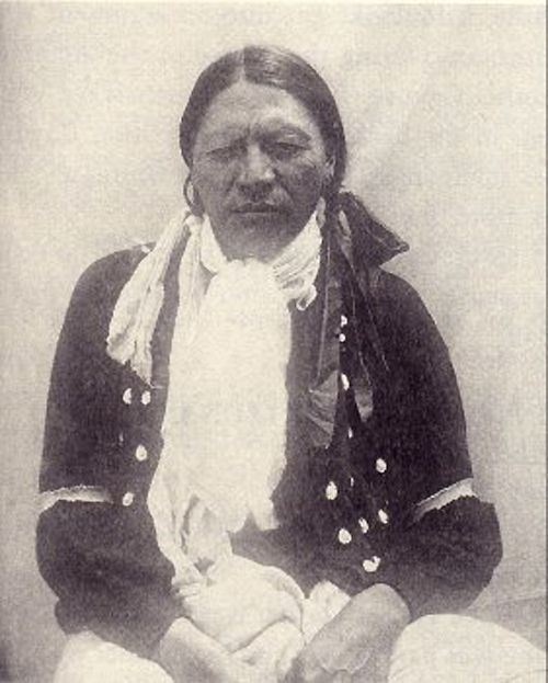 Thunder Hawk,Oglala Sioux Lakota