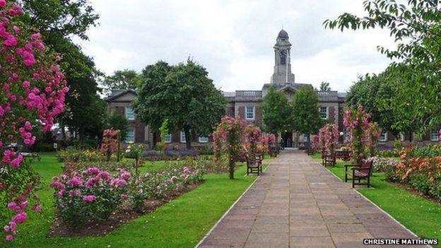 Town Hall Bridlington