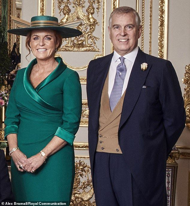 Following This Prince Andrew And His Ex Wife Sarah Ferguson