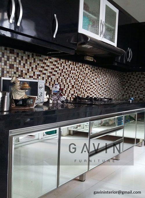 menerima pembuatan kitchen set minimalis, lemari pakaian dan backdrop tv Kitchen Set Kabinet Bawah Pak Eddy Di Bekasi Gambar kitchen set dibawah ini merupakan kitchen set milik pak eddy di bekasi y…