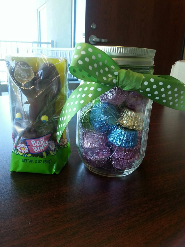 67 best work gifts images on pinterest classroom snacks looking for a budget friendly easter gift idea for a friend or coworker all you negle Images