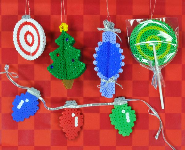 This Fun Collection Of Holiday Ornaments Are Quick And