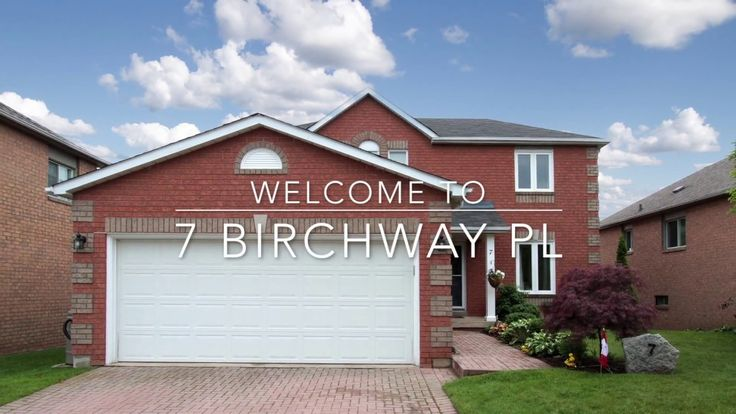 NEW! - 7 Birchway Place, Acton
