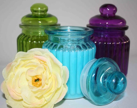 Candy Jar Candles