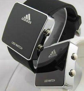 am tangan Adidas Led Mirror menjadikan jam tangan sporty ini cukup mantap ditangan remaja pria ataupun remaja wanita kunjungi kami di http://jamtanganaksesoris.blogspot.com/2015/01/jam-tangan-adidas-led.html