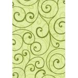 Scroll Green - from our lovely range of patterned rollers.  Call into our Newark showroom for more details or give us a call 01636 614100.
