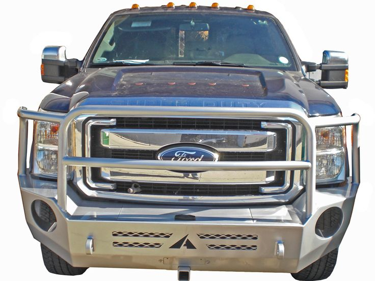 Truck Grill Guards And Bumpers : Images about ford truck aluminum bumpers on