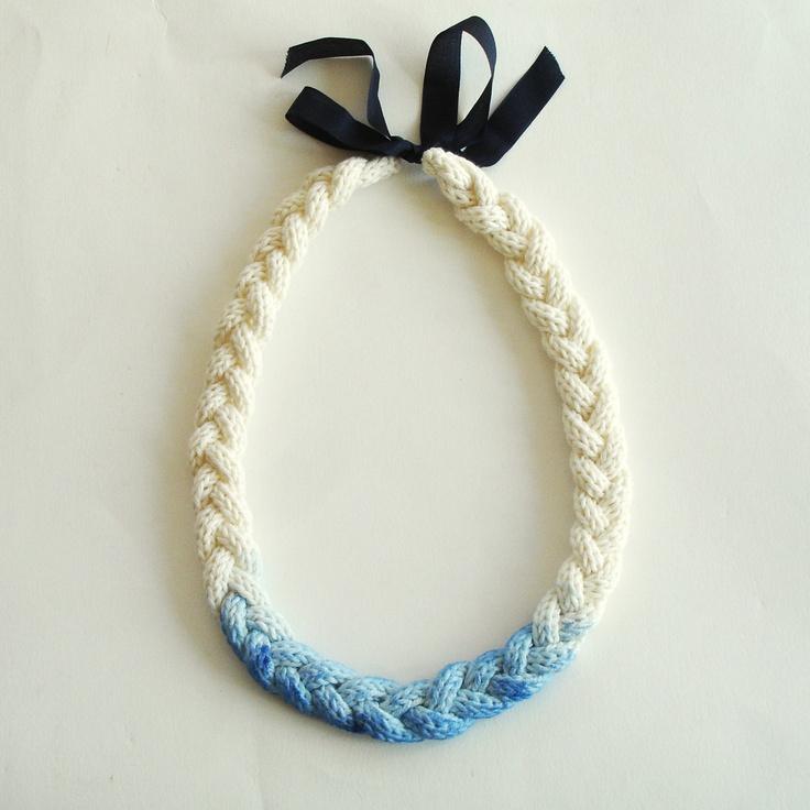 Dip Dye Necklace