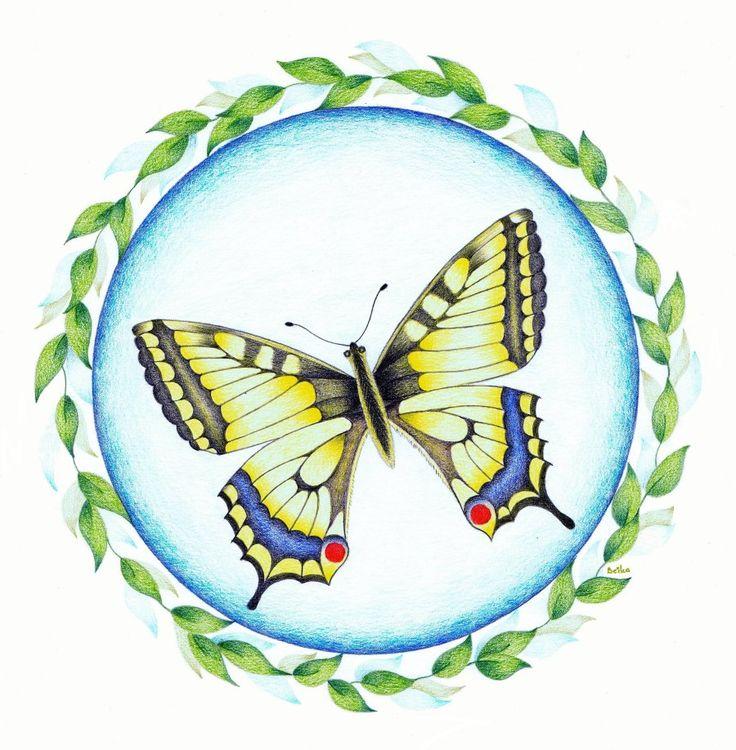 © Mandala koninginnepage www.mandala-beika.vpweb.nl