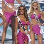 Valentina Ferrer, la argentina más linda, quedó entre las diez finalistas de Miss Universo