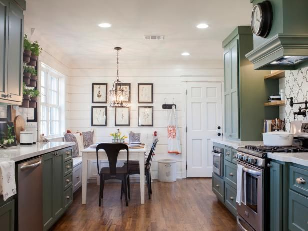Make a Statement in Your Kitchen With These 10 Colors | Decorating and Design Blog | HGTV