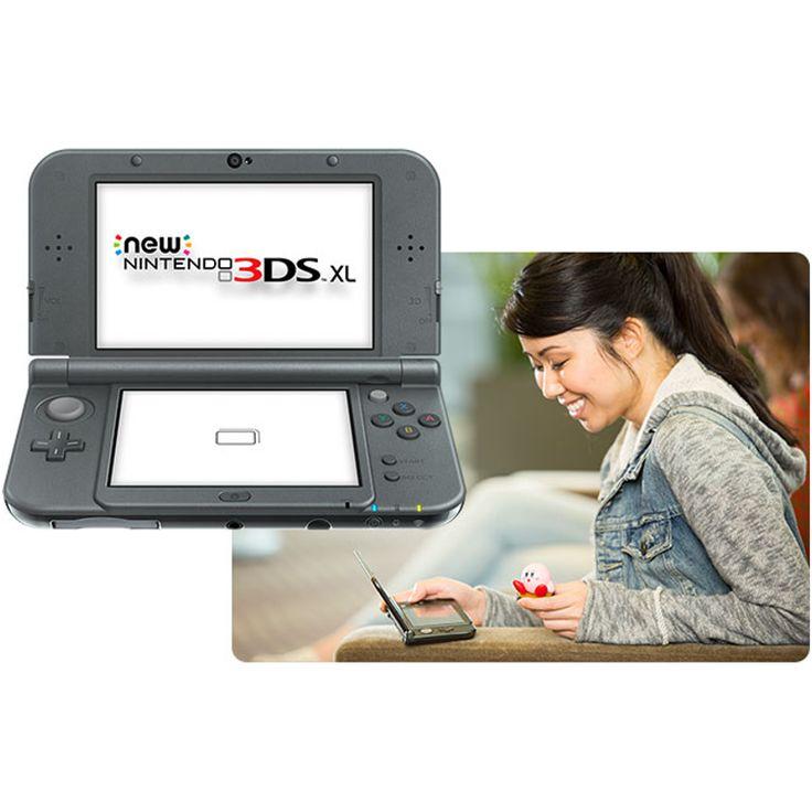 Consolle portatile New Nintendo 3DS XL