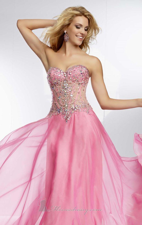 266 best PROM ROCKIN ♥ images on Pinterest | Formal evening dresses ...