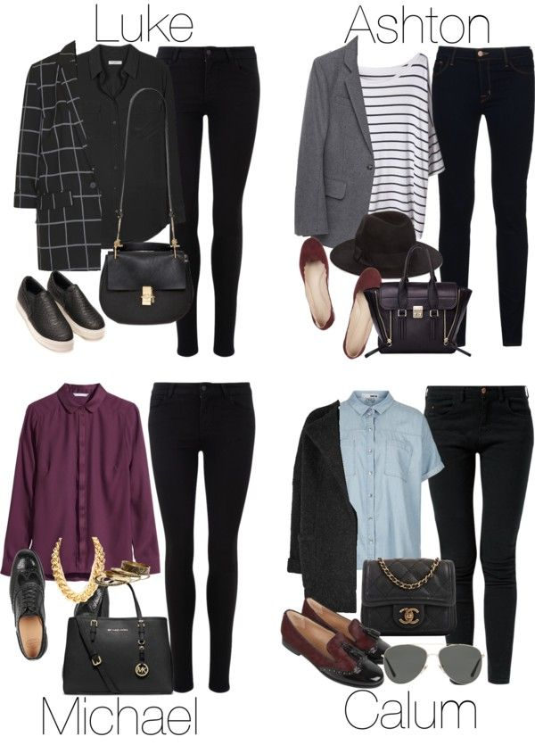 Semi-Formal Outfits - All by fivesecondsofinspiration featuring a leather purse