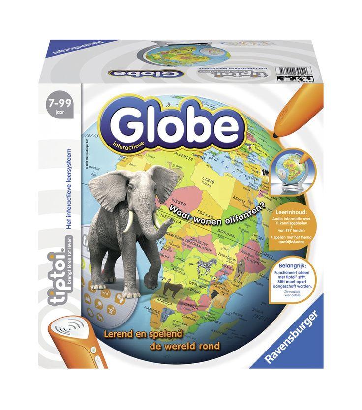 tiptoi Interactieve globe – HEMA