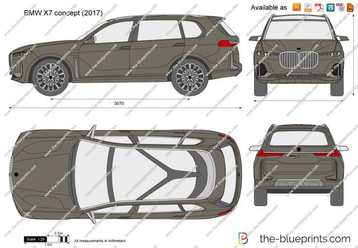BMW X7 concept 2018
