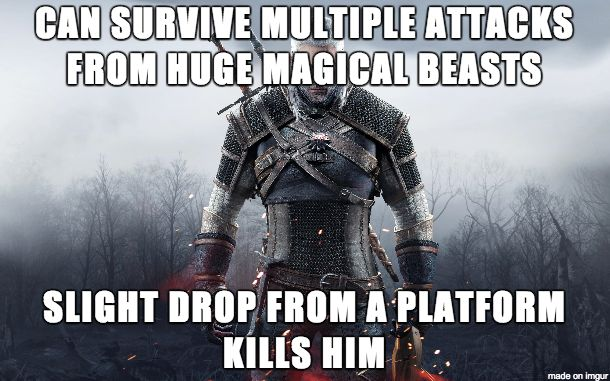 Dat Witcher 3 Logic