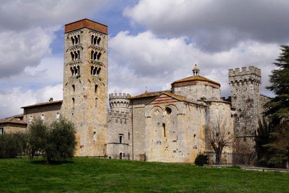 Abbadia a Monastero - http://www.frammentiditoscana.it/itinerario-antiche-abbazie-toscane/