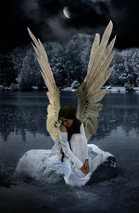 We all have a Guardian Angel..Actually our God would empty all of Heaven to save one soul:)