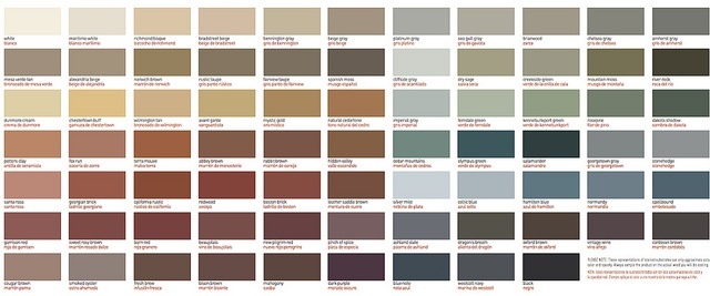 one story building website login deck stain colors on benjamin moore exterior color chart id=77791