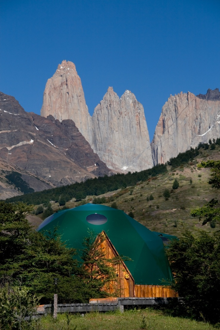 #Hotel #Eco_Camp #Patagonia #TorresDel_Paine #Chile http://directrooms.com/chile/hotels/index.htm