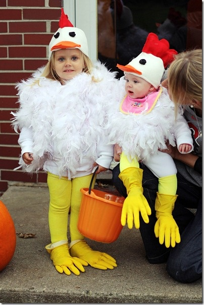 Chicken Halloween Costume