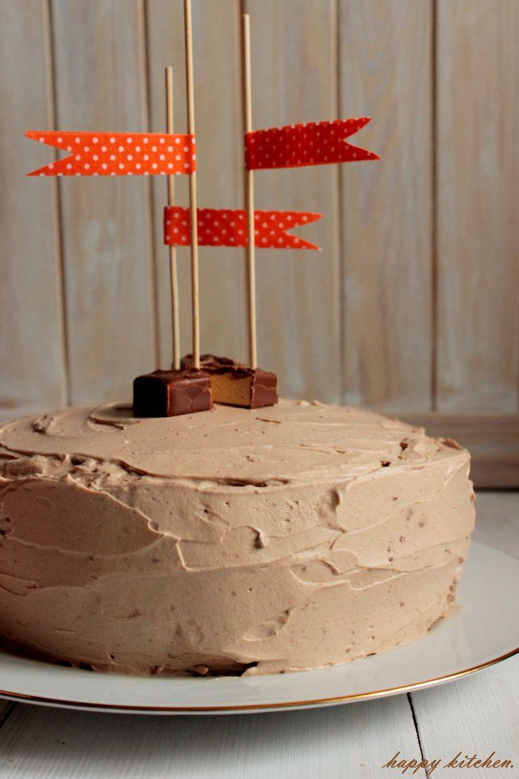 Milky Way cake