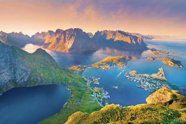 Croisière Les Fjords de Norvège à partir de 799€