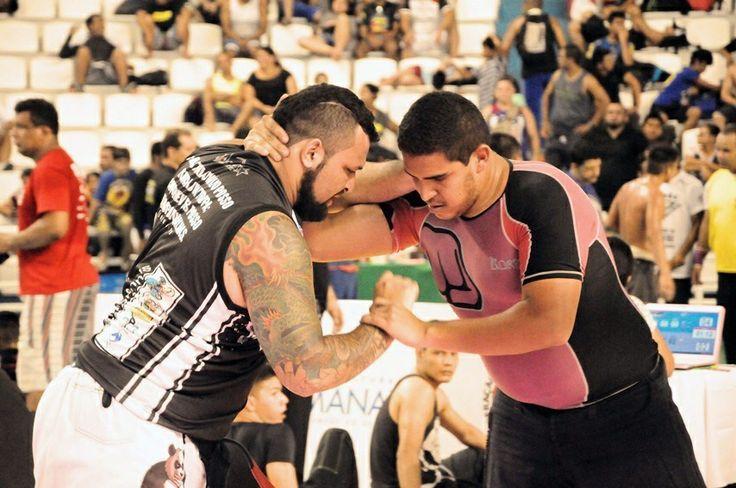 Segunda Copa Allan Cortinhas de Luta Livre Esportiva em Manaus