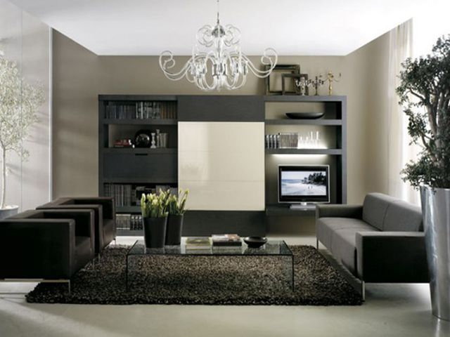 Furniture Stylish Best Materials Living Room Sets With Gorgeous Black Design And Square Glass Table Also