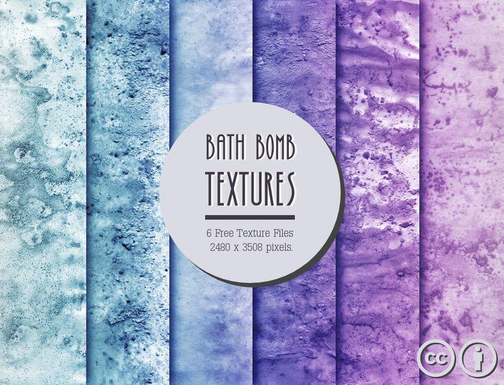 Bath Bomb Textures by RussellAuld.deviantart.com on @deviantART