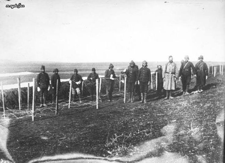 Balkan Savaşı 1.Nisan 1913 Çatalca
