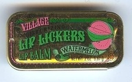 Ik weet het nog; watermeloen smaak.