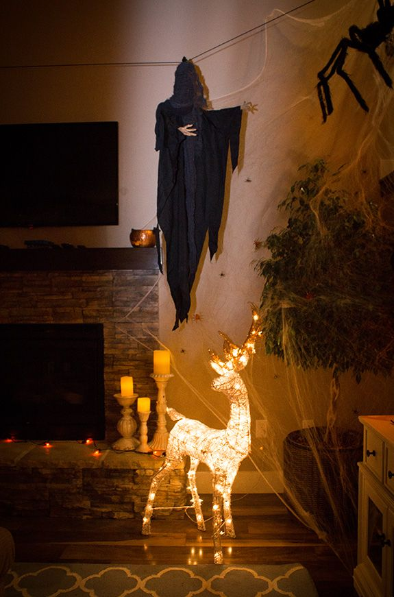 Harry Potter Patronus Room Decor